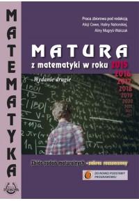 Matura z matematyki od roku 2015, 2016...-zakres rozszerzony